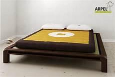 tatami e futon letto basso giapponese aiko con tatami e futon