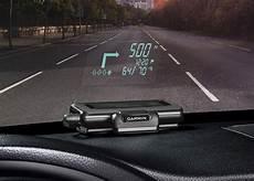 garmin heads up display navigation system hiconsumption