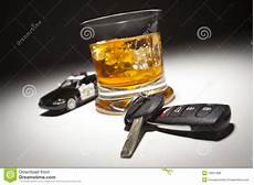 Car Next To Alcoholic Drink And Car Stock
