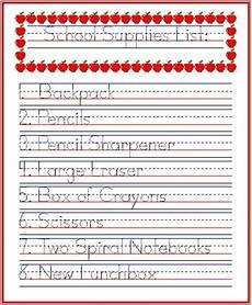 riggs handwriting worksheets 21556 handwriting practice idea school supplies list handwriting school www startwrite