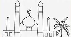 27 Gambar Kartun Islami Untuk Diwarnai Di 2020 Dengan
