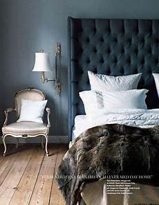 Bedroom Ideas Blue Headboard by Channeling Coco Glamourous Bedrooms Home Decor Blue