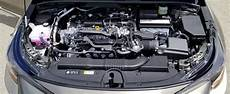 2019 toyota corolla hatch 2 0l i4 engine bay cleanmpg
