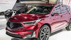 2019 acura rdx technology package prototype review youtube