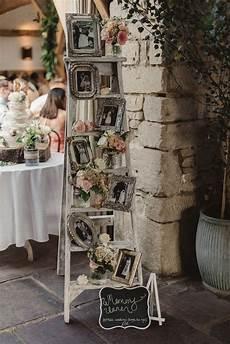 25 perfect wedding decoration ideas with vintage ladders wedding inspiration wedding