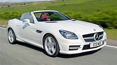 mercedes slk cabriolet is a great car for in the sun