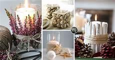 decorazioni con candele decorazioni candele fai da te 20 idee per abbellire casa