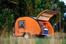 teardroptrailer mini caravan caravan wohnwagen