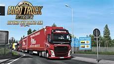 truck simulator 2 beyond the baltic sea helsinki