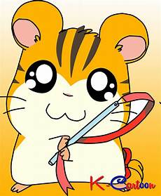 7 Gambar Karakter Kartun Hamster Hamtaro Png Jpeg K Kartun