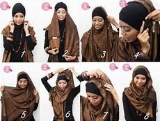 Chic Inspiration D Z Tutorial Pashmina Style