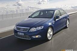 2008 Ford FG Falcon G6E Turbo Specifications  Photos 1 Of 6