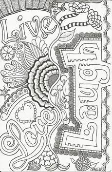 live love laugh doodle by plhill