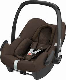 maxi cosi rock nomad brown i size babyschale 2018
