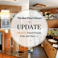 the best paint colours to go with oak or trim floor cabinets and more paint colors