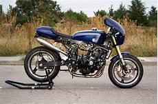 Cafe Racer Honda Cbf 600 honda hornet 600 cafe racer by three stones cycles bikebound