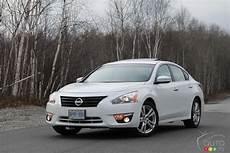 2013 nissan altima 3 5 sl car news auto123