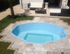 Gfk Fertig Schwimmbecken Fertig Pool Vincent Pool