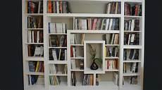 fabriquer une bibliotheque moderne
