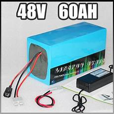 48v 60ah electric bike battery 3000w 4000w electric