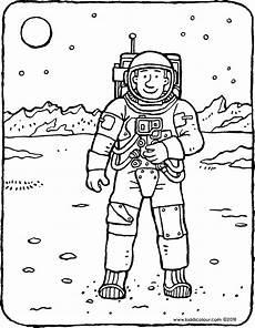 astronaut kiddicolour