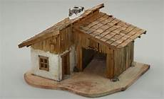 Bauplan Bauern Krippe Nativity Stable