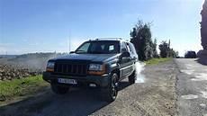 jeep grand zj 5 2 v8 5 speed burnout test
