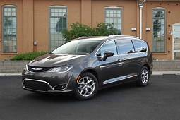 2017 Chrysler Pacifica Fuel Economy Review Page 2