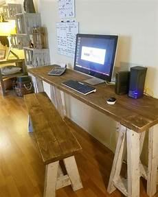 Office Desk San Antonio by Desk And Bench For Sale In San Antonio Tx In 2019 D I Y