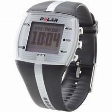 polar ft7 pulsuhr trainingscomputer mit brustgurt schwarz