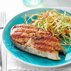 barbecued alaskan salmon recipe taste of home