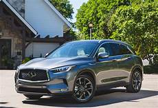 infiniti s qx50 luxury midsize crossover is redesigned for