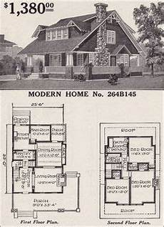 sears roebuck house plans 1906 modern home no 264b145 1916 sears roebuck modern sears