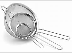 Cuisinart Strainer Set on Sale   Cutlery and More