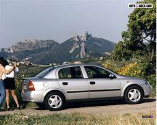 2001 Opel Astra G Cc Pictures Information And Specs