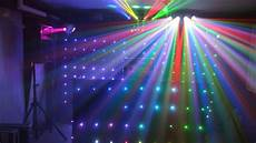 Hd Dj Chance Led Laser Strobe Light Show