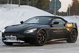 2018 Aston Martin DB11 Volante  Picture 698327 Car