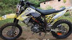 Jupiter Z Trail by Modifikasi Jupiter Mx Jadi Trail