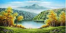 40 Lukisan Pemandangan Termasuk Aliran Apa
