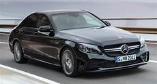 2019 Mercedes Amg C43 4matic Gets 390 Ps Minor Styling
