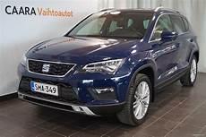 ateca lava blau seat ateca 1 4 tsi 150 act 4drive xcellence dsg 4x4 2017 used vehicle nettiauto