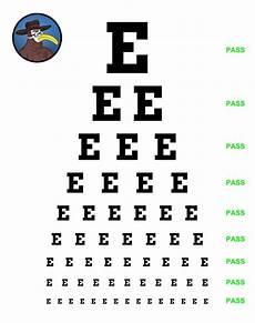 Snellen Eye Examination Chart Physical Exam Tips The Eye Gomerblog