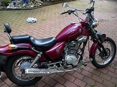 Rex Chopper 125 Ccm Mit Neu T 252 V Lkrad Motorrad Ebay