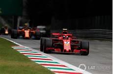 Formel 1 Monza 2018 Die Startaufstellung In Bildern