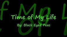 time of my time of my by black eyed peas lyrics