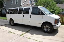 1998 Chevrolet Express  Overview CarGurus
