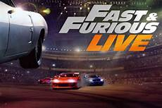 Fast Furious Live Asylum Models Effects Ltd