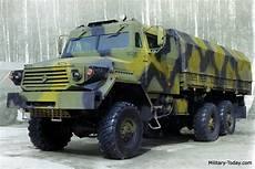 Ural 6320 Heavy Utility Truck Today