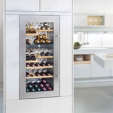 liebherr vinidor built in 2 temperature wine cabinet