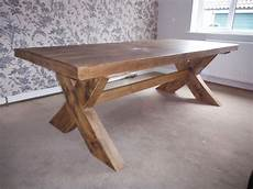 Esstisch Selber Bauen Rustikal - rustic dining table legs house and home house